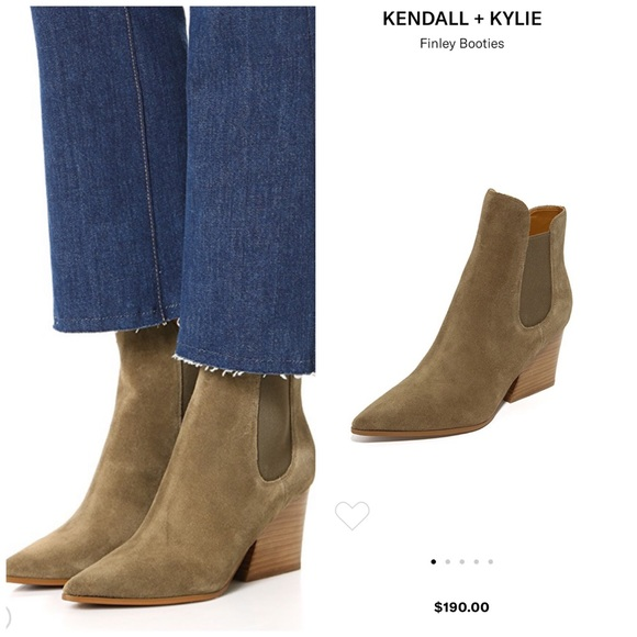 2ce62d0ba Kendall & Kylie Shoes | Kendall Kylie Ankle Boots | Poshmark